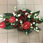 Deuil, composition de fleurs, l'Atelier Floral à Romilly sur Seine, Aube, 10