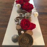 Composition, rose éternelle, fleuriste à Romilly sur Seine dans l'Aube, 10