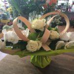 Les bouquets de fleurs bulles d'eau, l'Atelier floral , fleuriste à Romilly sur Seine dans l'Aube, 10